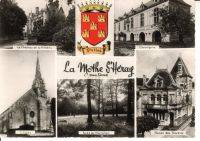Multivues de La Mothe saint Héray